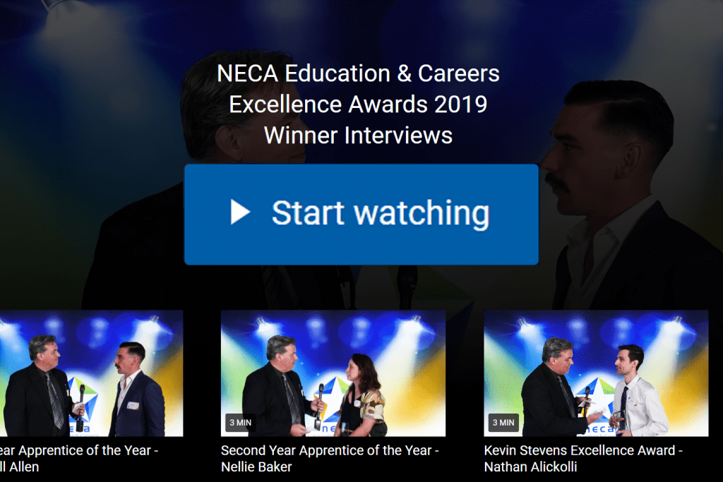 Click here to watch the winners' interviews!
